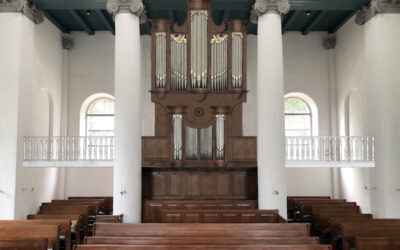 Opdracht voor een nieuw orgel voor de Koepelkerk in Renswoude